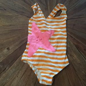 Gymboree size 10 like new swimsuit